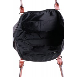 Flat Wallet - Azzaro - Ligne Loris - 2cc, zip pocket - Black