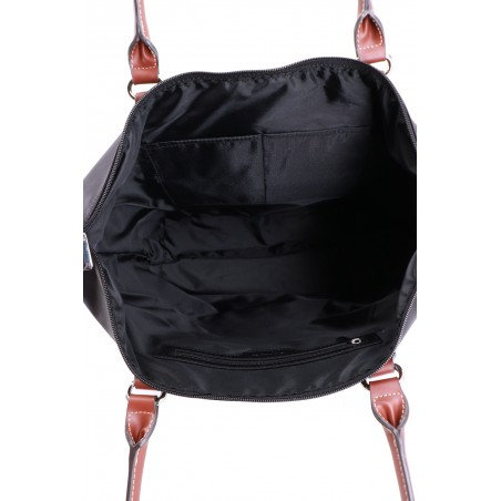 平板钱包 - Azzaro - 洛里斯线 - 2CC,拉链袋 - 黑色